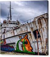 The Duke Of Lancaster Canvas Print