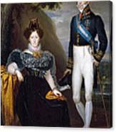 The Dukes Of San Fernando De Quiroga Canvas Print