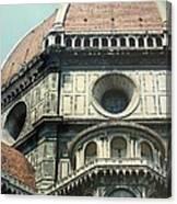 The Duomo Firenze Canvas Print