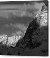 The East Face Canvas Print