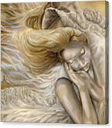 The Ecstasy Of Angels Canvas Print