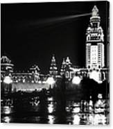 The Electric Tower Pan American Exposition Buffalo New York 1901 Canvas Print