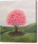 The Elysian Fields Canvas Print
