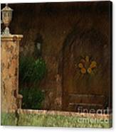 The Entrance Way  Canvas Print