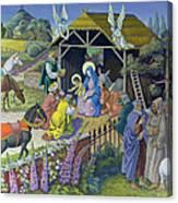 The Epiphany, 1987 Canvas Print
