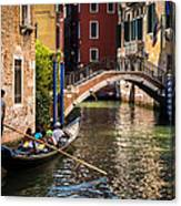 The Essence Of Venice Canvas Print
