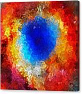 The Eye Of Heaven Canvas Print