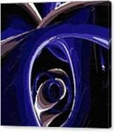 The Eye Of Sorrow Canvas Print