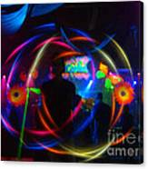 The Eye Of The Rave Canvas Print