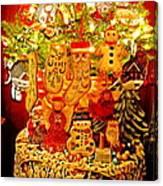 The Faa Artistic Merit Award  Canvas Print