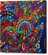 The Fair Canvas Print
