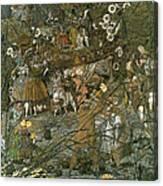 The Fairy Feller Master Stroke Canvas Print