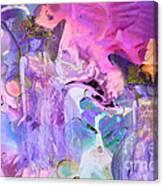 The Fairy Garden  Canvas Print