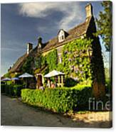 The Falkland Arms  Canvas Print
