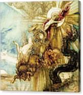 The Fall Of Phaethon Canvas Print