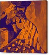 The Fallen Canvas Print