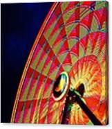 The Ferris Wheel 7/10/14 Canvas Print