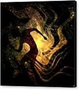The Fire-raiser Canvas Print