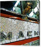The Fire Truck Canvas Print