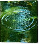 The Fish Pond Canvas Print