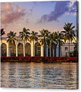 The Flagler Museum Canvas Print