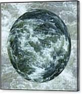 The Flood Canvas Print