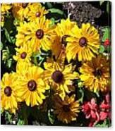 The Flower 16 Canvas Print