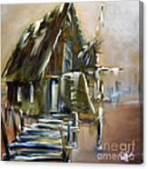 The Forgotten Shack Canvas Print