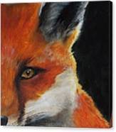 The Fox Canvas Print