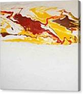 The Free Spirit 5 Canvas Print