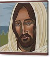 The Galilean Jesus 266 Canvas Print