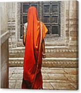 The Gate Way Canvas Print