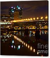The Gay Street Bridge Canvas Print
