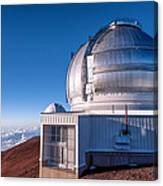 The Gemini Observatory Canvas Print
