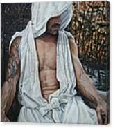 the Gentle man Canvas Print