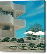 The Getty Panel 1 Canvas Print