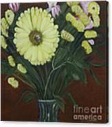 The Giant Daisy Canvas Print