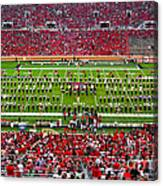 The Going Band From Raiderland Canvas Print