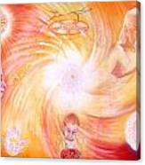 The Golden Dream Canvas Print