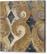 The Golden Ornaments Canvas Print