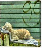 The Good Life Canvas Print