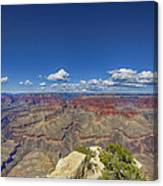 The Grand Canyon--another Look Canvas Print