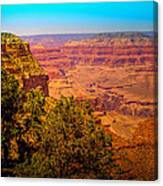 The Grand Canyon Xi Canvas Print