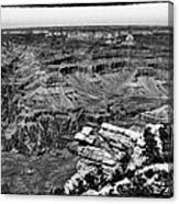 The Grand Canyon Xiii Canvas Print