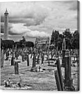 The Graves Canvas Print