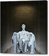 The Great Emancipator Canvas Print