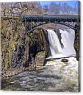The Great Falls Canvas Print
