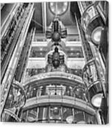 The Great Glass Elevators Canvas Print