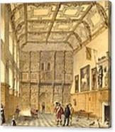 The Great Hall, Hatfield, Berkshire Canvas Print