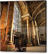 The Great Hall Canvas Print